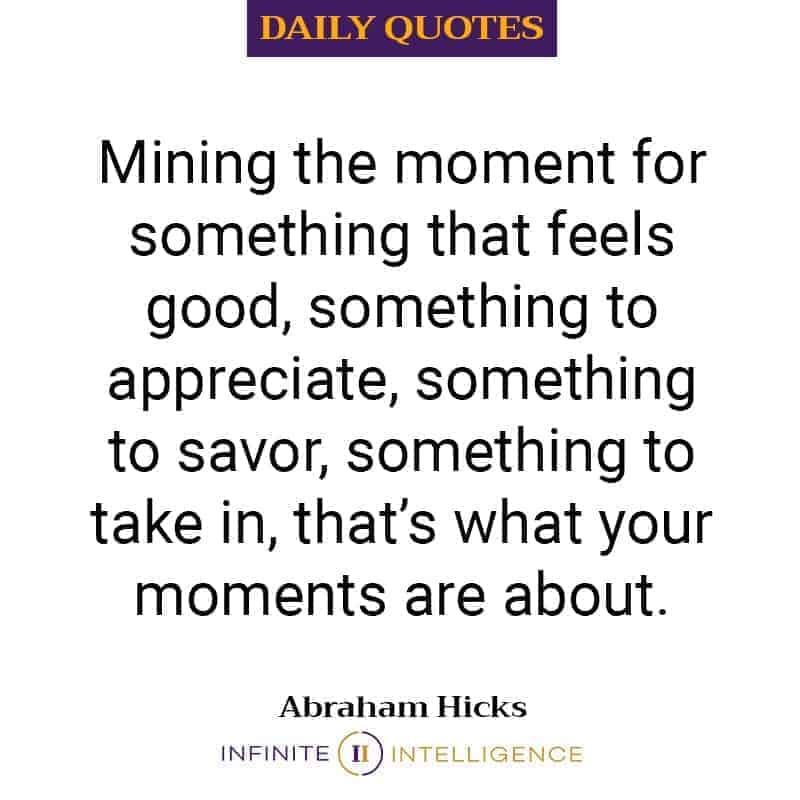 Mining The Moment
